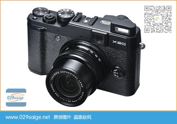 富士X20数码相机