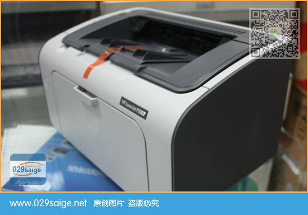 惠普P1007办公实用黑白激光打印机
