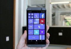 HTC One M8 for Windows 怎么样上手测试